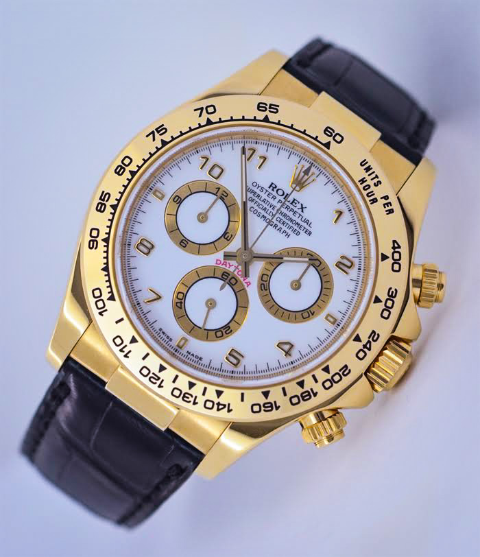 Rolex Cosmograph Gold