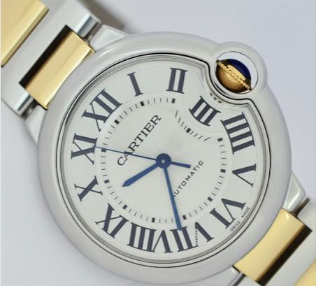 Cartier Ballon Bleu Watch - Denver, CO