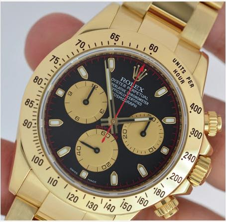 Sell a Rolex Daytona - Denver, CO